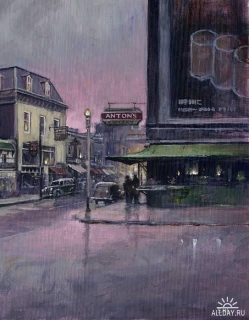 Edward Miller - Fantasy Art (Великобритания)