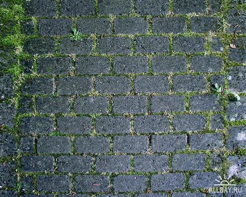 Текстуры - Дорожные покрытия древние. Часть 1