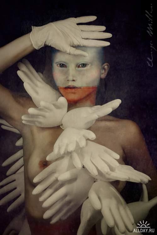 Art by Anja Millen