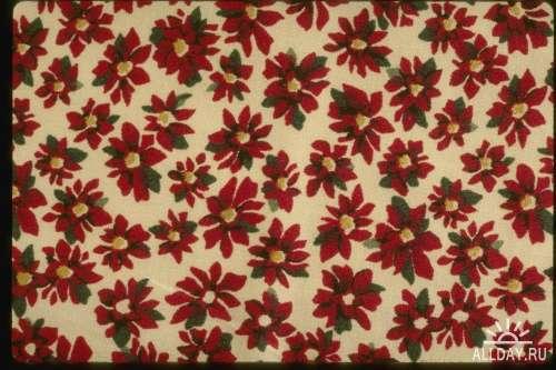 Текстуры - Разноцветные ткани
