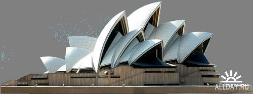 Beautiful Architecture Красивая архитектура png