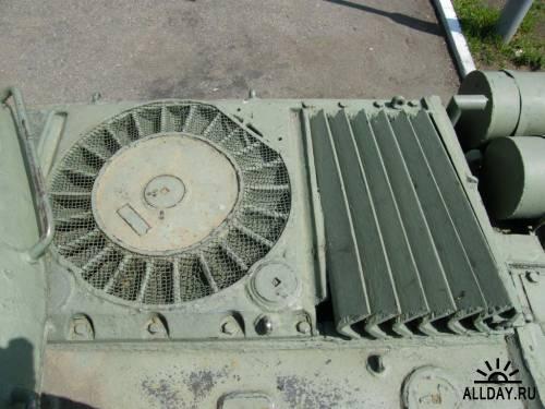Фотообзор - Советский тяжёлый танк ИС-4