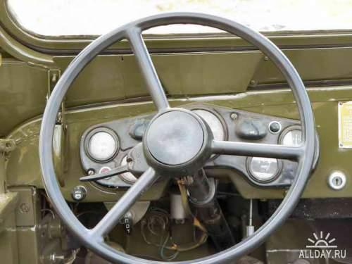 Фотобзор - советский автомобиль УАЗ-69