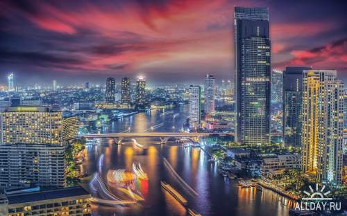 75 Unbelievable Cityscapes HD Wallpapers Set 98