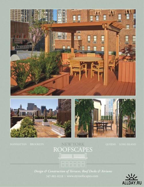 New York Spaces №5-6 (май-июнь 2012) / US