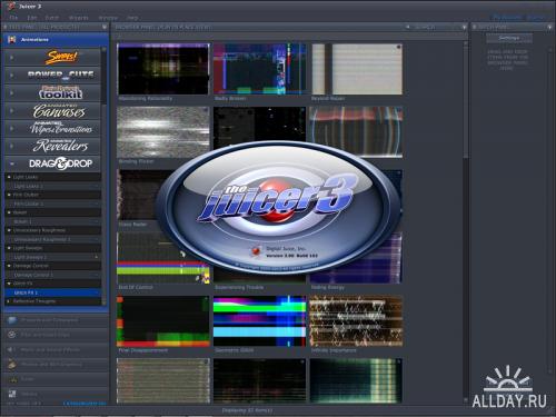 Digital Juice - Drag & Drop: GlitchFX (Full ISO)