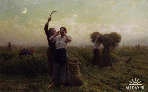 Jules-Adolphe Breton (1827-1906)
