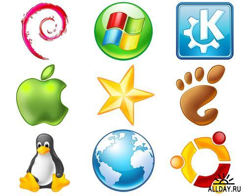 Коллекция отборных качественных иконок для web-дизайна