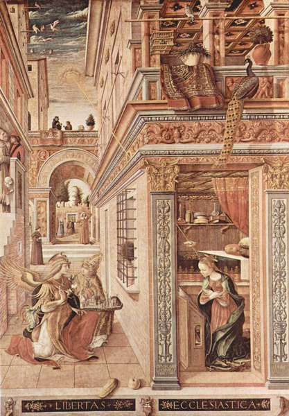 Карло Кривелли — итальянский живописец XV века