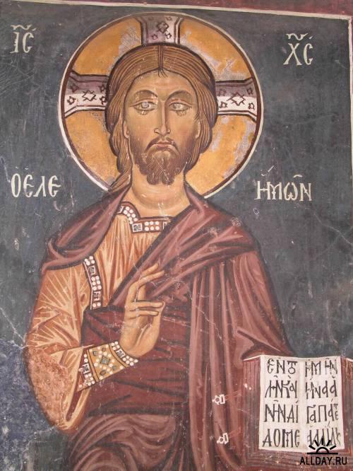 Фрески Кипра.Часть 2