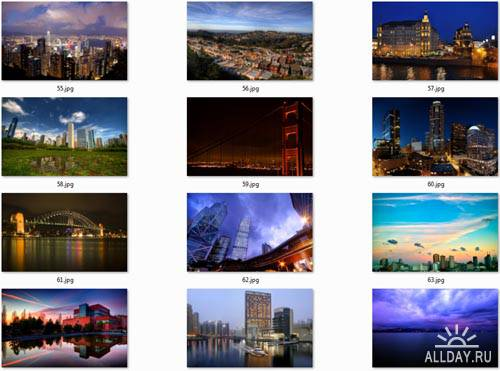 Wonderful Cityscapes HD Wallpapers