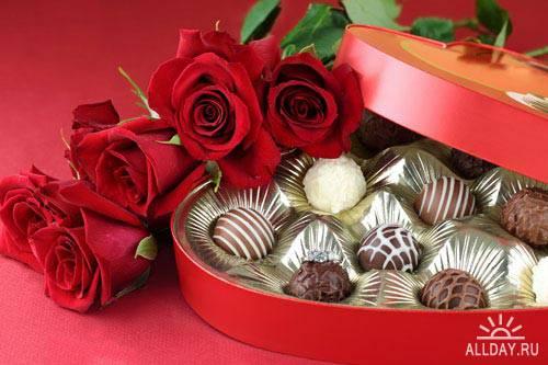 Цветы и сладости | Flowers and sweets
