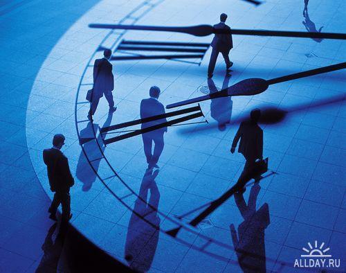 Клипарт - Peoples of business
