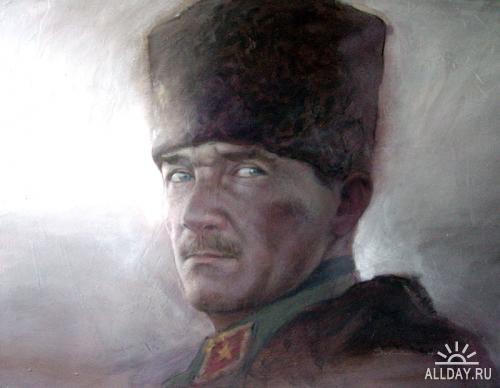 Художник Sahin Karakoc