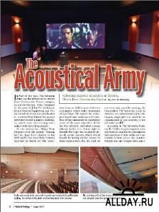 Walls Ceilings Magazine №8 (август 2010)