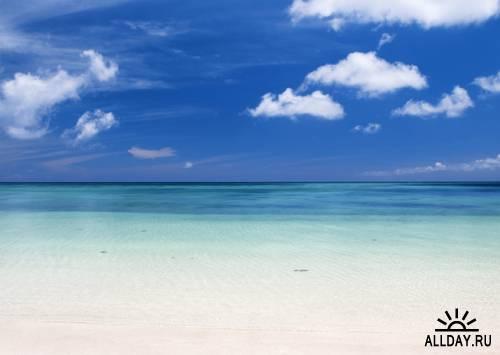 Photostock - Sky and sea - Aqua blue