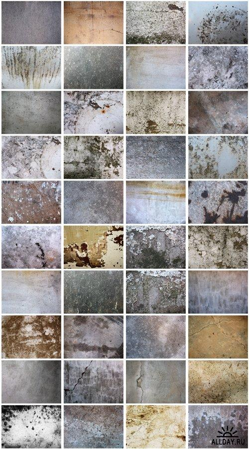 Ultimate Grunge Pack: 40 High-Res Textures