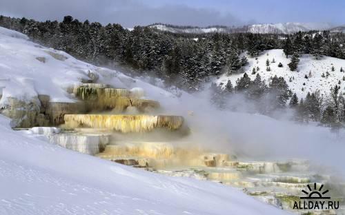 Фотосток – Зимние пейзажи 6