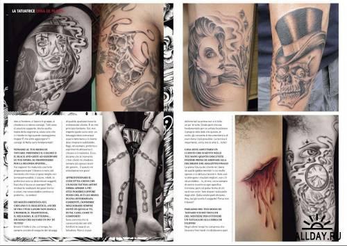 Tattoo Italia - Marzo/Aprile 2012