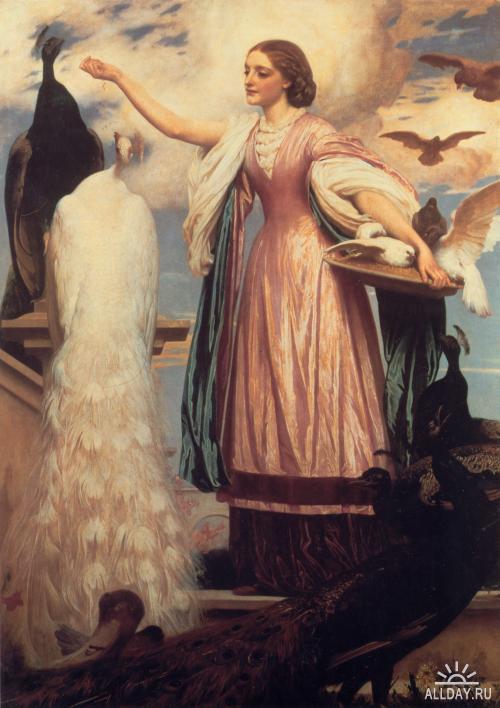 Фредерик Лейтон (Frederick Leighton) (1830–1896)