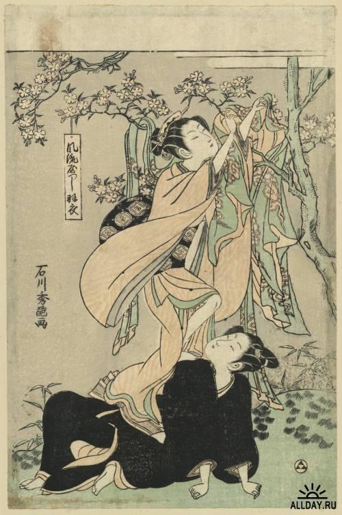 Ishikawa Toyonobu (Japanese, 1711–1785)