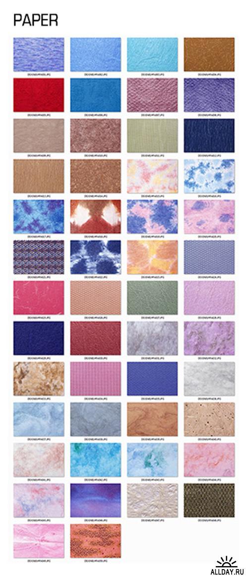 Textures - PAPER