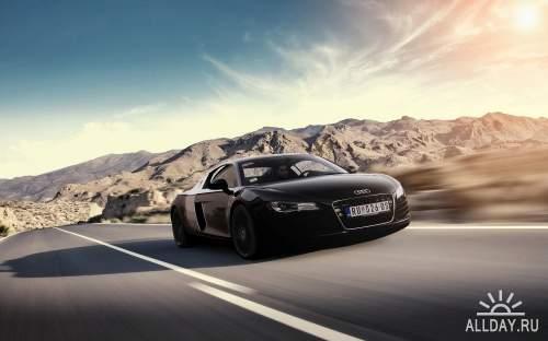55 Beautiful Cars HD Wallpapers (Set 204)