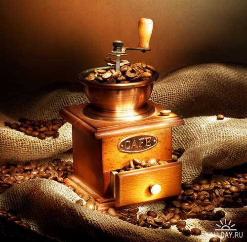 Coffee Collection | Кофейная коллекция - Высококачественный растровый клипарт. Photostock