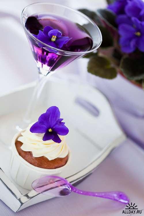 Dessert Collection | Кондитерские изделия - Высококачественный растровый клипарт. Photostock