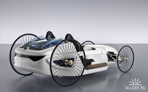 40 Amazing Mercedes Benz Concept Cars HD Wallpapers