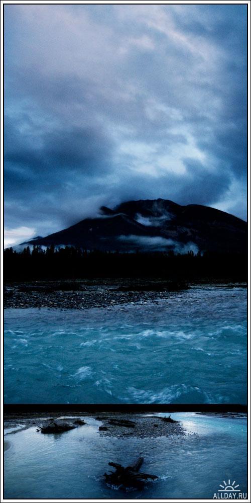 Фотоклипарт - pkg river 4