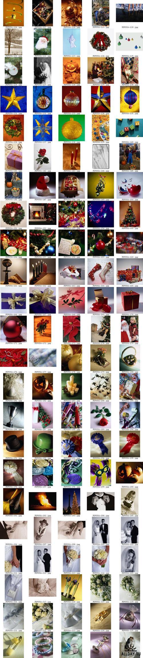 PhotoDisc V056: Holidays, Celebrations & Seasons
