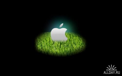 Wallpapers - Theme of Apple