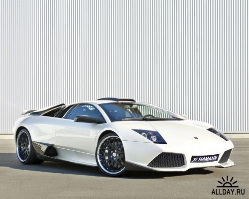 Lamborghini на рабочий стол