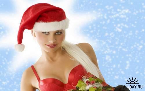 Новый Год и Рождество-16