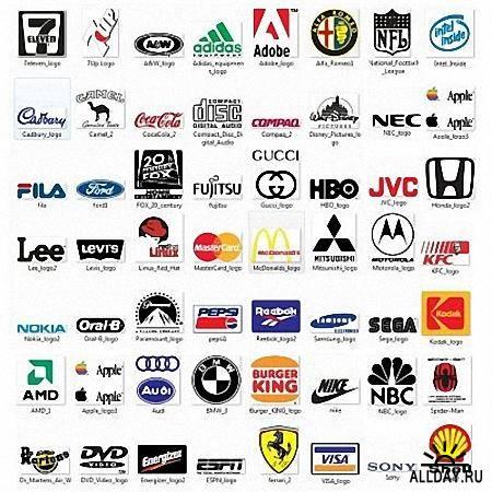 4000 Logos Vector (2010)