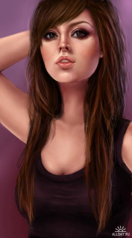 Artworks by Lisa Jenkins