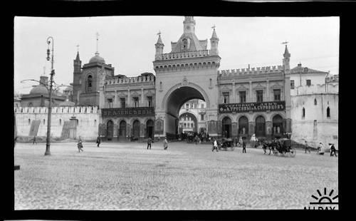 Москва 1909 года в фотографиях