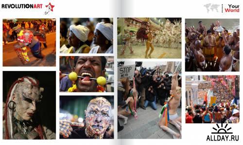 RevolutionArt Issue 35 (April-May 2012)