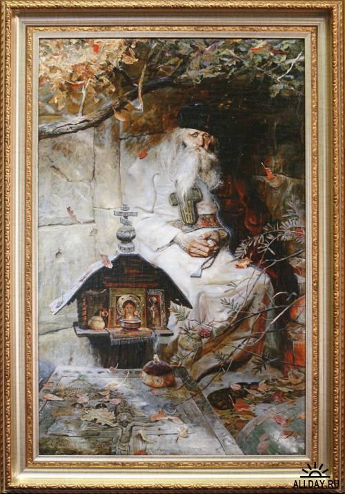 Живопись православных художников России