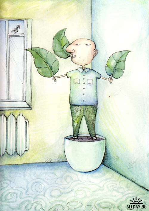 Иллюстрации Мария Цветикова