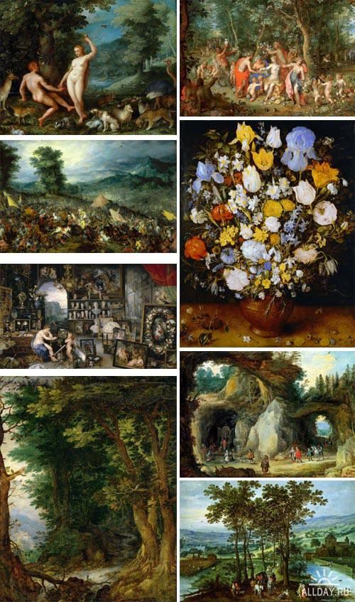 Artworks by Jan Brueghel The Elder (1568-1625)