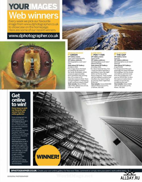 Digital Photograper UK - Issue 122 2012