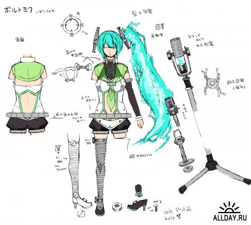Artist / Ra ira~tsu ku (らいらっく)