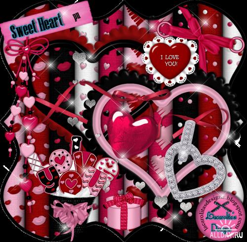 Lacarolita - Sweet Heart