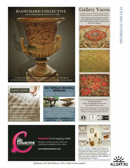 The World of Interiors №11 (ноябрь 2011) / UK
