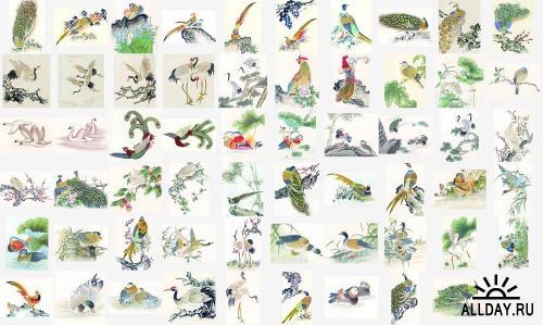 Fortune Birds (MOR-V034)