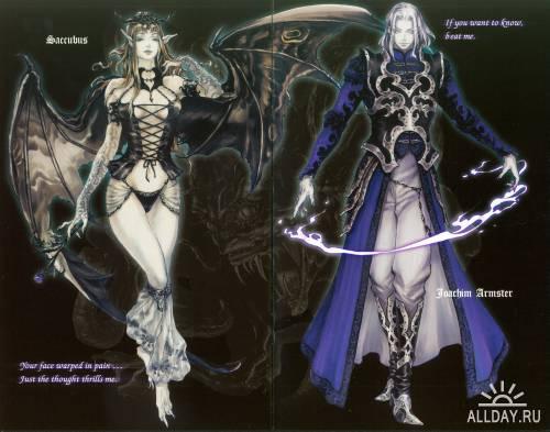 Art of Castlevania
