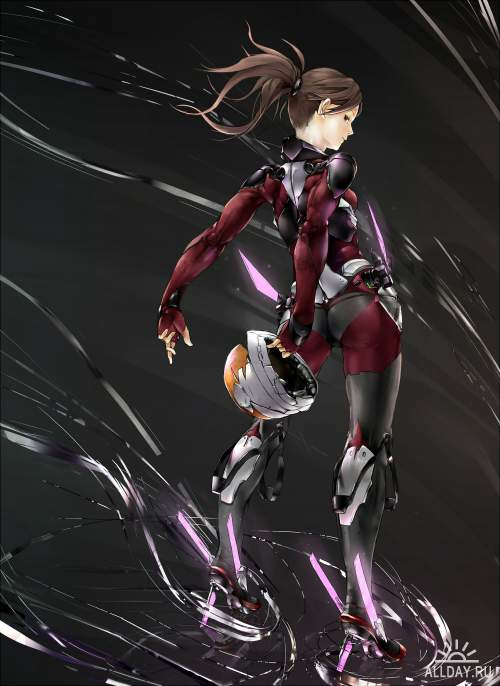 Art  - Guilty Crown