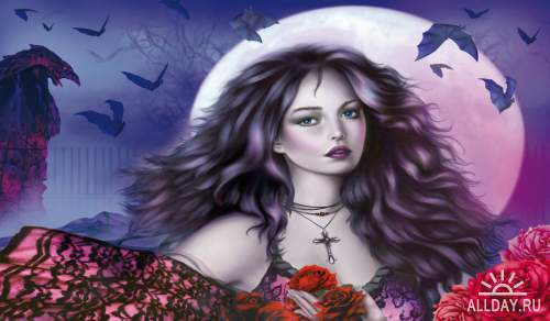 Fantasy Girls Wallpapers 6